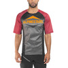 Alpinestars Mesa SS Jersey Men black rio red dark shadow